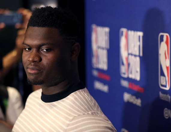 Zion: I'm ready to be the face of a franchise