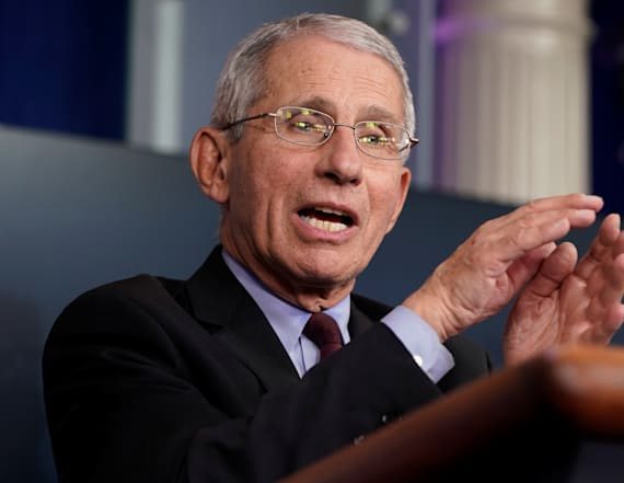 Fauci once dismissed concerns on 'silent carriers'