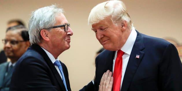 Tregua commerciale tra Usa e Ue, accordo per ridurre dazi a zero