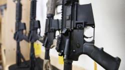 Le tireur du Texas a utilisé un fusil AR-15, l'arme de nombreuses tueries aux