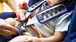 Via libera all'obbligo dei seggiolini anti abbandono: segnaleranno ai genitori la presenza dei bimbi in