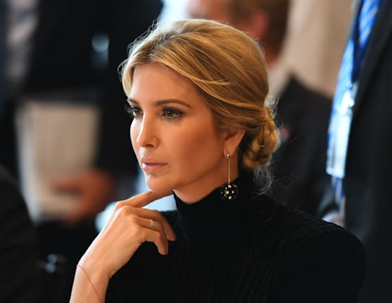 Ivanka Trump: 'My job isn't to undermine' president