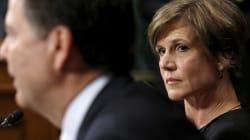 Trump separa del cargo a la procuradora Sally