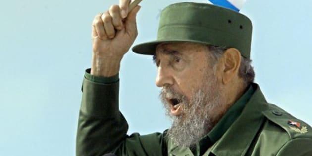 Fidel Castro, dernière grande figure du communisme international qui a défié 11 présidents américains
