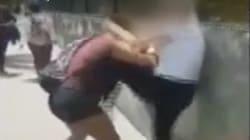 El vídeo que muestra un presunto caso de bullying en directo: