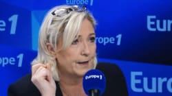 Le Pen relance le match avec Castaner et réclame l'ouverture des Champs aux gilets