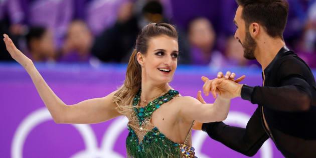 """Jeux olympiques d'hiver 2018: Gabriella Papadakis: """"mon pire cauchemar est arrivé aux Jeux Olympiques"""