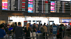 Huge Queues As Airport Security Beefed Up Over Terror
