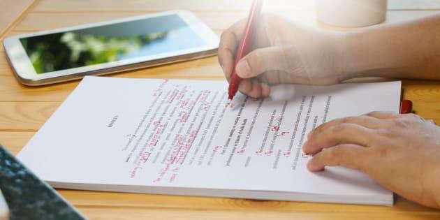 Un recruteur sur deux déclare avoir déjà écarté une candidature à cause de fautes d'orthographe.