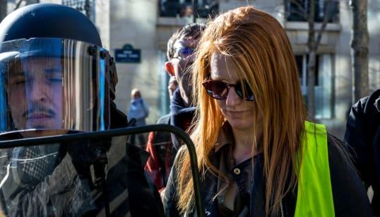 Ingrid Levavasseur a porté plainte pour injures sexistes et agressions