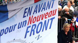 Marine Le Pen, grande absente de la bataille