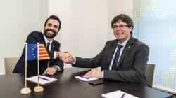 El recurso de Puigdemont ante el TC ahonda las diferencias entre ERC y