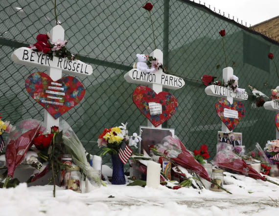 Wife of Aurora victim reveals husband's final text