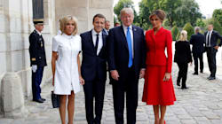 Donald Trump a commenté le physique de Brigitte Macron... et ce n'est pas passé