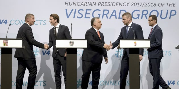 Cancellato summit Visegrad a Gerusalemme