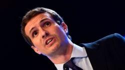 Pablo Casado recibe hoy a Aznar en la sede del
