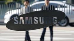 Plainte déposée contre Samsung pour