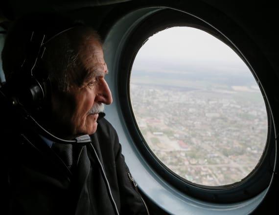 Pilot who survived Chernobyl still flying at 86