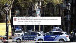 Barcelone recommande d'utiliser les réseaux sociaux pour ne pas encombrer les lignes
