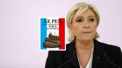 Comparée à un étron par Laurent Ruquier, Marine Le Pen perd un troisième