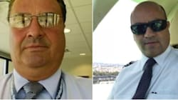 Roberto Coppe y Antonio Tavera, las otras víctimas del accidente en