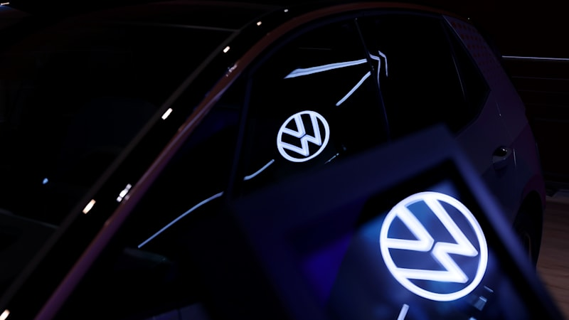 VW will use Microsoft's cloud to develop self-driving software