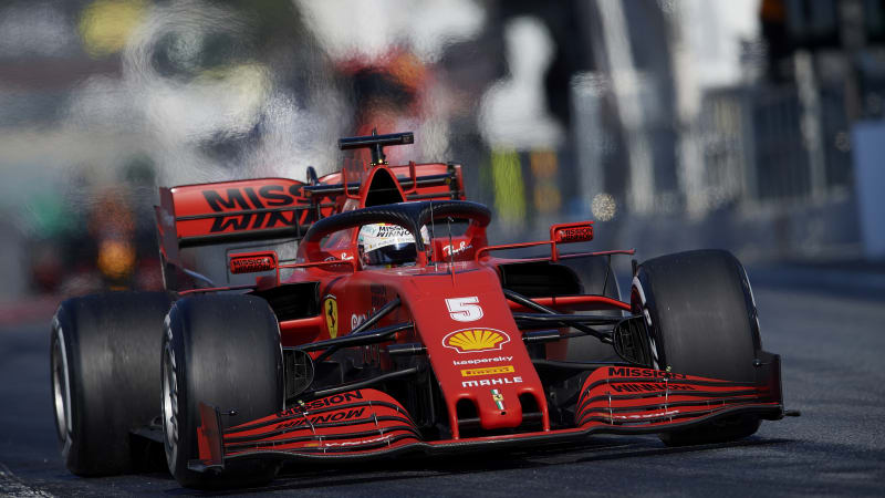 Ferrari F1 boss says 'the others are faster than us' 1