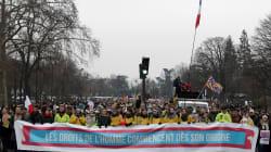 Des milliers de manifestants anti-avortement ont défilé à