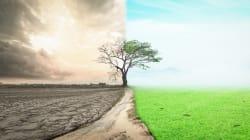 Il cambiamento climatico è ancora reversibile, ma è ora di