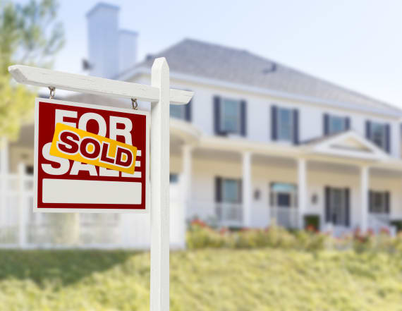 Here's how many people own their homes in the US