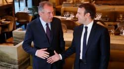 Bayrou détourne la devise de Paris Match pour parler de la com' de