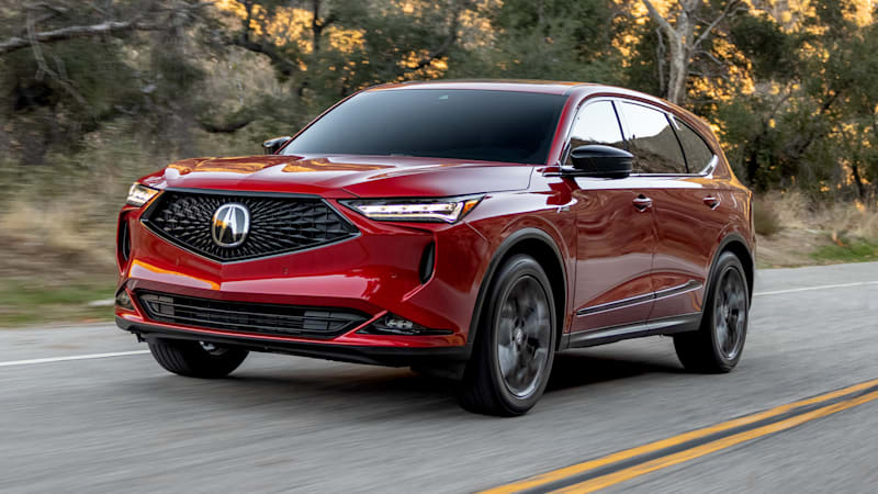 2022 Acura MDX First Drive | What's new, photos, specs