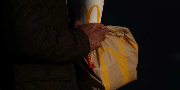McDonald's est désormais disponible en livraison à Lyon et à Paris sur UberEats