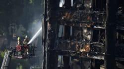 L'incendie de la tour Grenfell a fait au moins 30 morts selon un nouveau