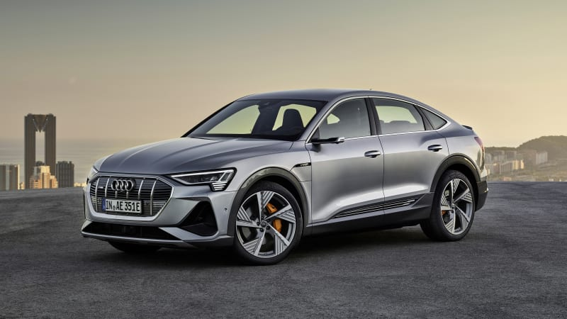 Audi releases 2020 E-Tron Sportback pricing, range information