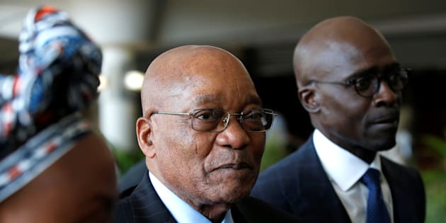 South African court orders Zuma to provide reasons for firing Gordhan