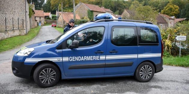 Une voiture de gendarmerie (photo d'illustration).