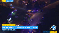 Mass Shooting Reported At Borderline Bar & Grill In Thousand Oaks,