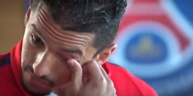 PSG - En pleurs, Marquinhos souhaite bon vent à Lucas