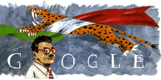 Google festeja al muralista mexicano José Clemente Orozco