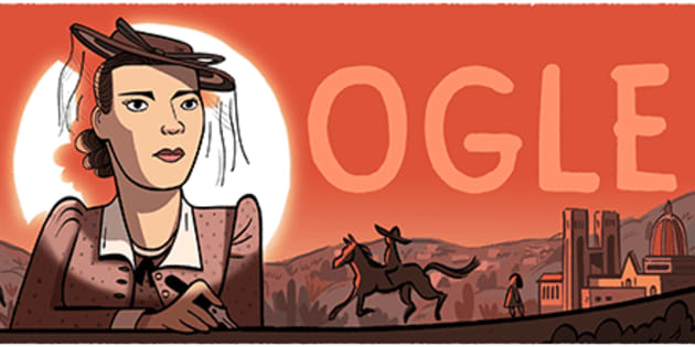 Homenaje de Google para Nellie Campobello