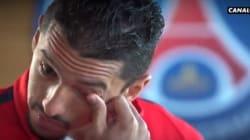 Marquinhos ému aux larmes au sujet de l'un de ses coéquipiers au