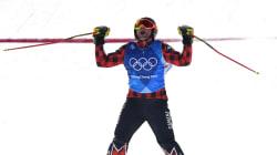 Le Canadien Brady Leman champion olympique en ski