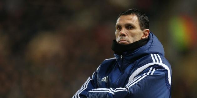 L'Uruguayen Gustavo Poyet est le nouvel entraîneur de Bordeaux.