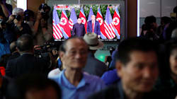 Le HuffPost sud-coréen nous raconte comment le sommet a été vécu dans son