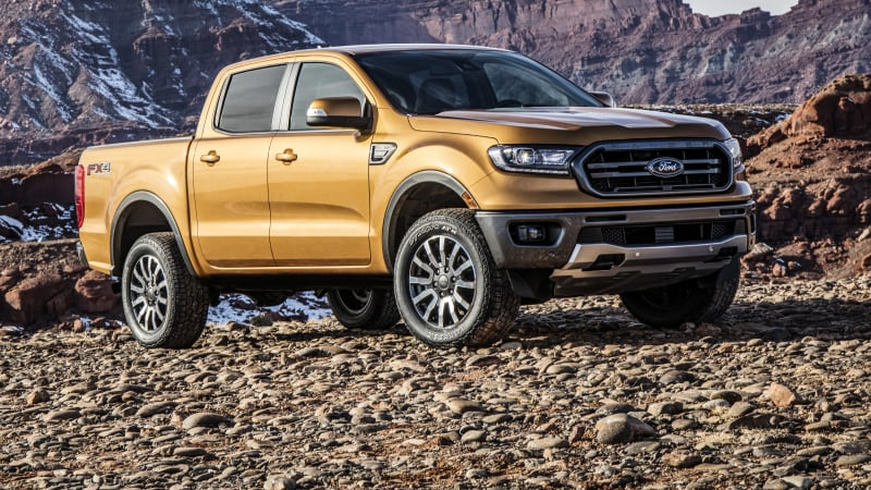 2019 Ford Ranger | The American Ranger reborn