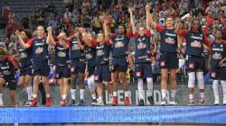 Les Bleues échouent en finale de l'Euro de basket