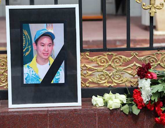Suspect in murder of Denis Ten detained by police