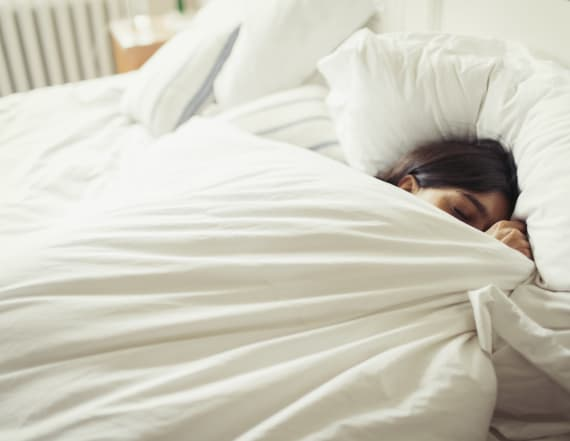 This is the easiest solution to prevent snoring