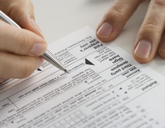 TurboTax: Top 5 reasons to file your taxes early